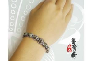 2.「佳人珠璣」手工編織手環-圓滿如意2