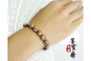 3.「佳人珠璣」手工編織手環-圓滿如意3