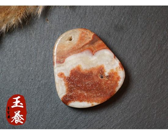 【奇石原礦款】龍宮舍利原礦 項鍊/掛飾 ZB-10